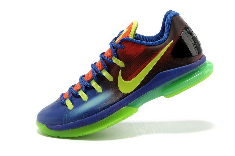 Cheap Nike KD V Elite mens shoes□Sz -US 7/ 8/8.5