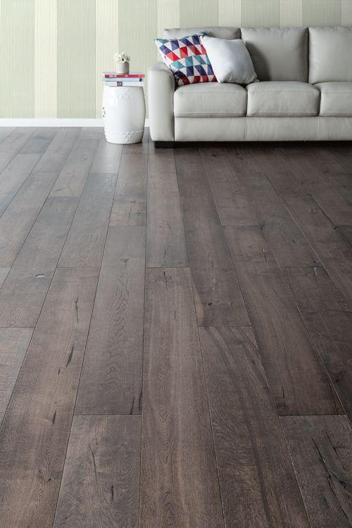 Oak Trends Timber Flooring - Colour: Storm