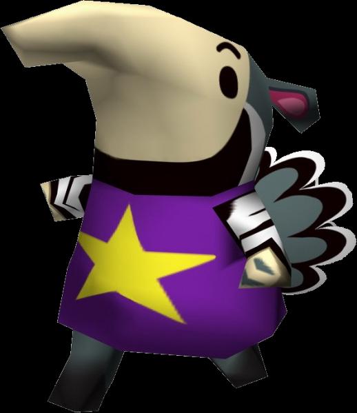 Antonio - Animal Crossing: New Leaf #ACNL   Animal Crossing (○>ω ...