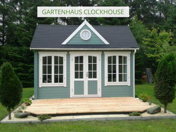 Gartenhaus Modell Clockhouse28 Gartenhaus, Haus