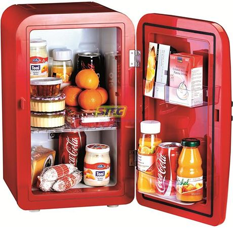 Frescolino Mini Fidge With Heat Function Food Storage Accessories Mini Fridge In Bedroom Food Storage