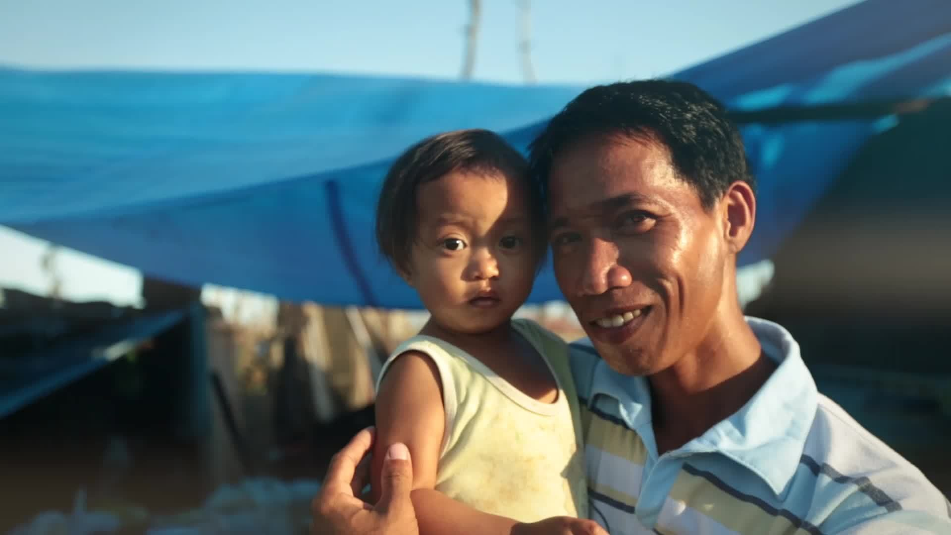 Samaritan's purse has already distributed several million square feet of plastic sheeting to survivors of Typhoon Haiyan in the central Philippines, and approximately 8 million more square feet is on its way to hard-hit areas.