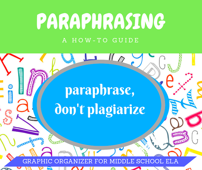 Paraphrasing A How To Guide On Teacher Pay Paraphrase Teaching Middle School Ai