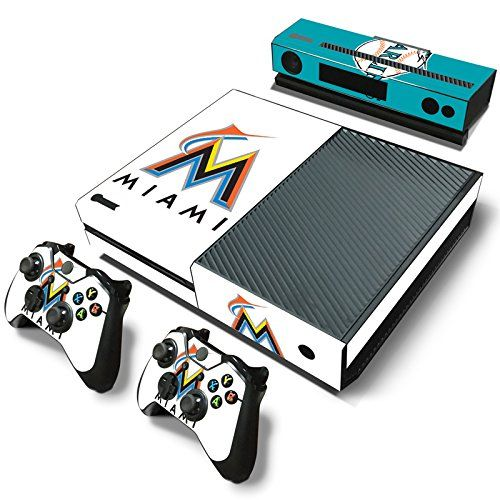 GoldenDeal Xbox One Console and Controller Skin Set  Baseball MLB  Xbox One Vinyl -- See this great product.Note:It is affiliate link to Amazon.
