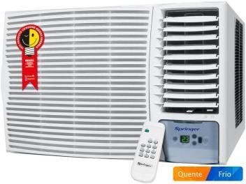 Ar Condicionado De Janela Springer 21000 Btus Quente E Frio