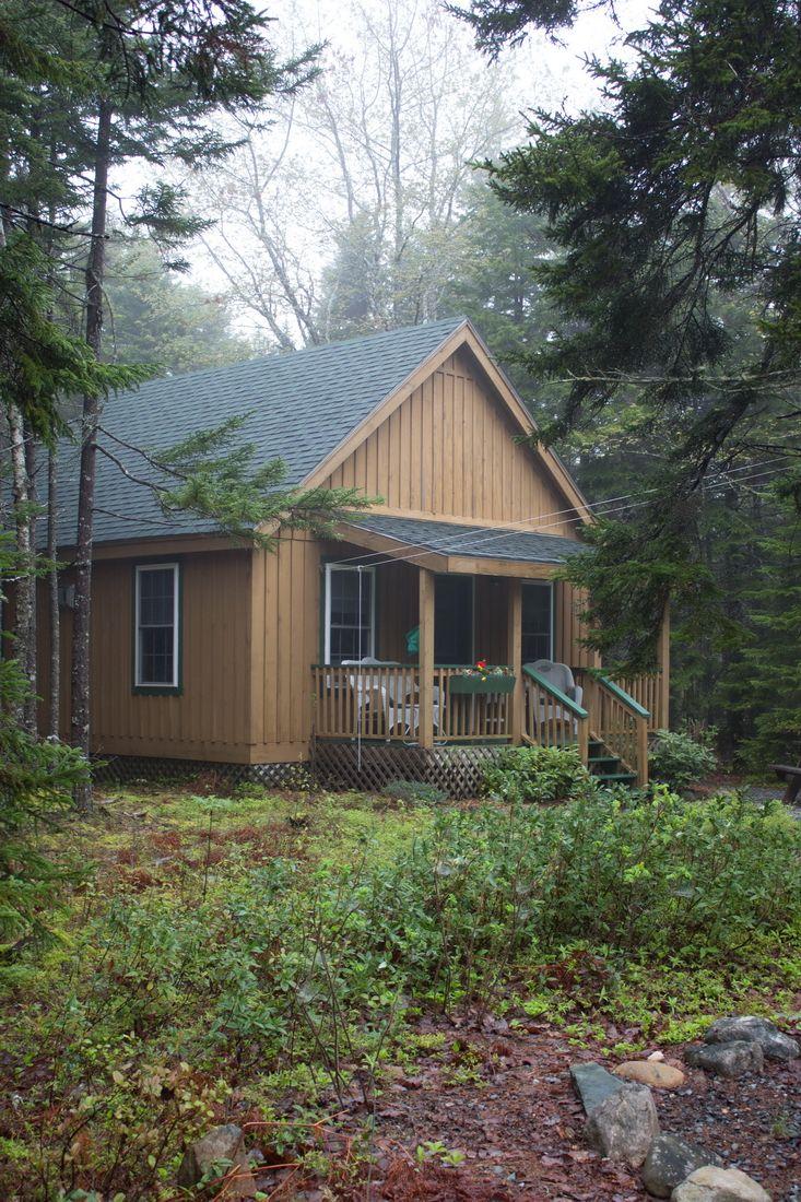 Cozy bobcat cottage bernard me weekly rentals sleeps 4
