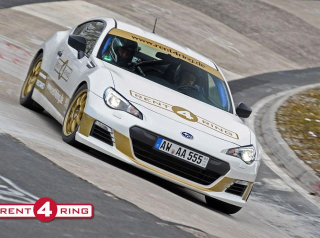 Rent4Ring | Nurburgring and Nordschleife rental race car