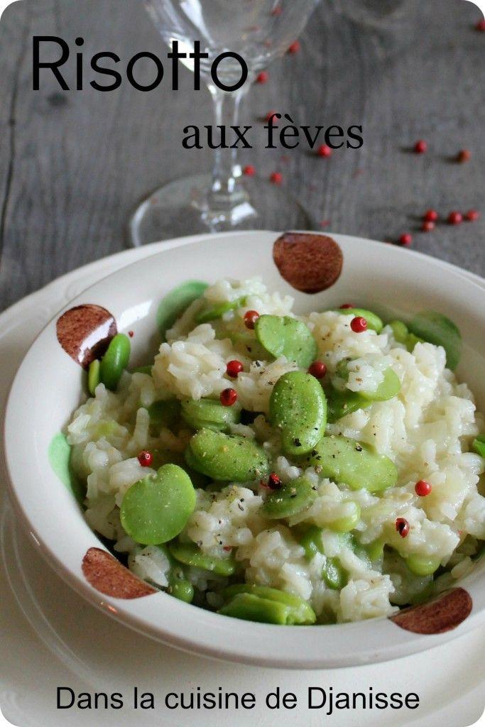 Risotto aux fèves recettes végétalienne | Recette feves ...