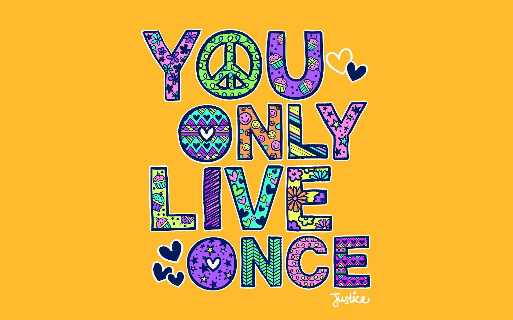 yolo | Yolo Desktop Wallpaper Wallpaper | #YOLO ...