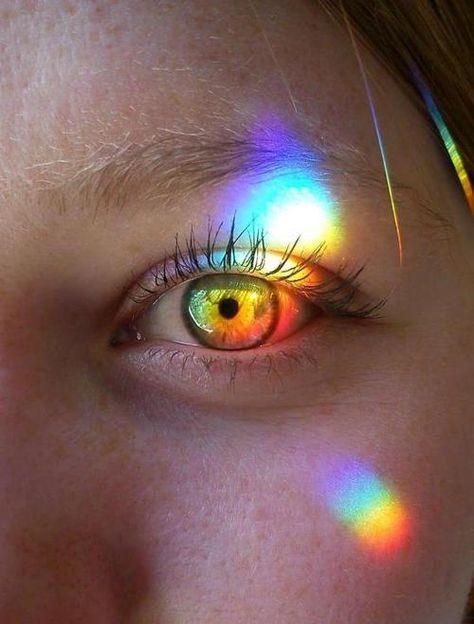 COLORS PRISMATICOS   Фотография глаза, Инстаграм и ...