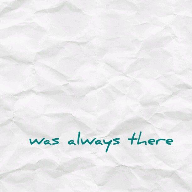 she always belonged to someone else