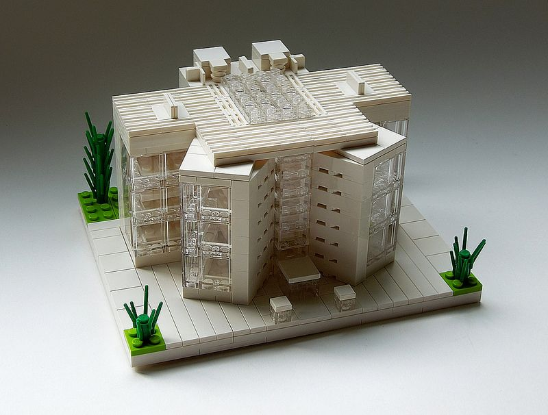 future building for the Bank of Japan LEGO Pinterest