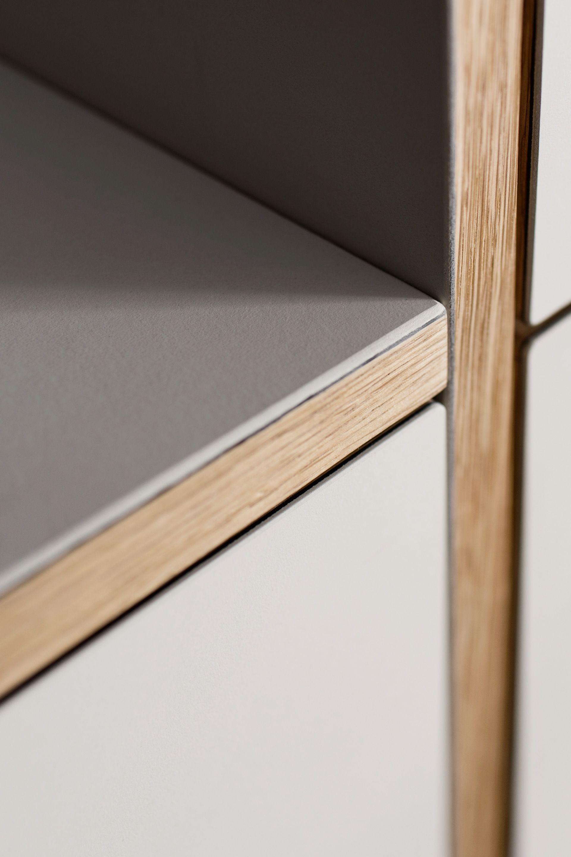 Reform Kitchen Basis 01 Linoleum Home Interior Design With Its Stylish Round Handle The Basis 01 From Ref Joinery Details Linoleum Joinery Design