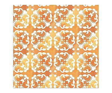 Placa Decorativa Ruggero - 20X20cm