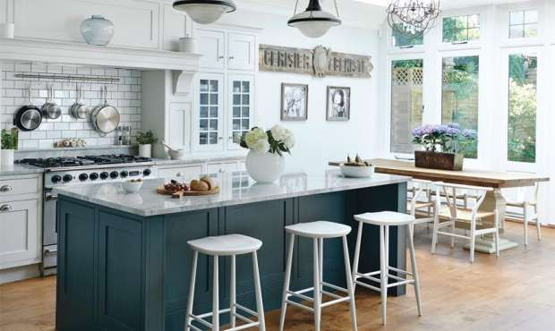 Kitchen diners Period Living home design in 2018 Kitchen