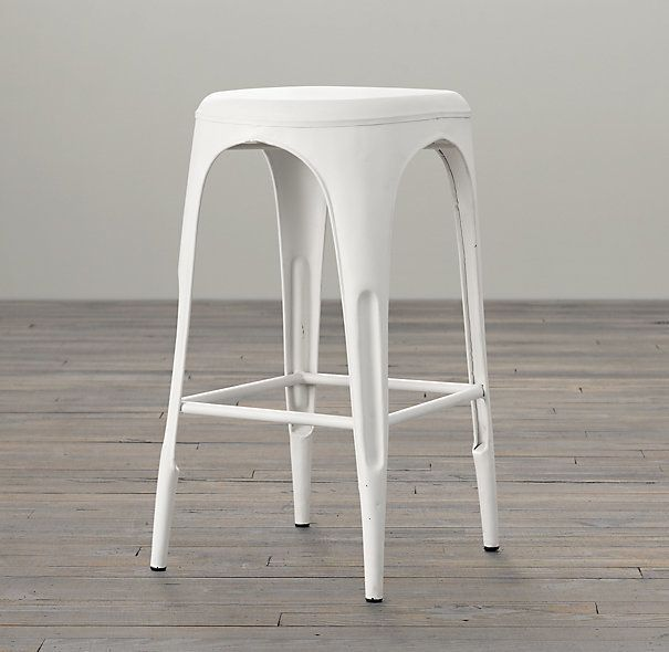 Enjoyable Remy Backless Stool In Gunmetal Home Counter Stools Uwap Interior Chair Design Uwaporg