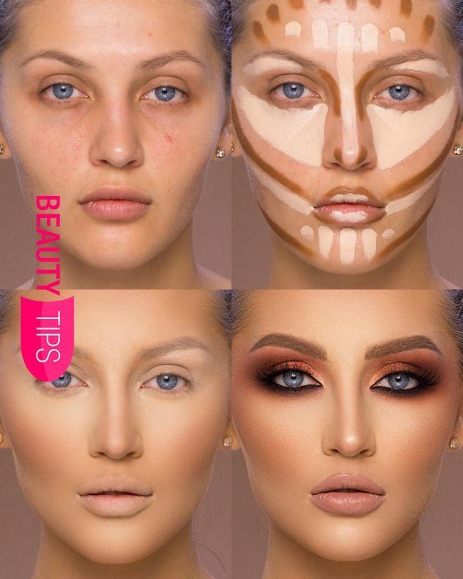 "Samer Khouzami On Instagram: ""New Fall Inspired Makeup"