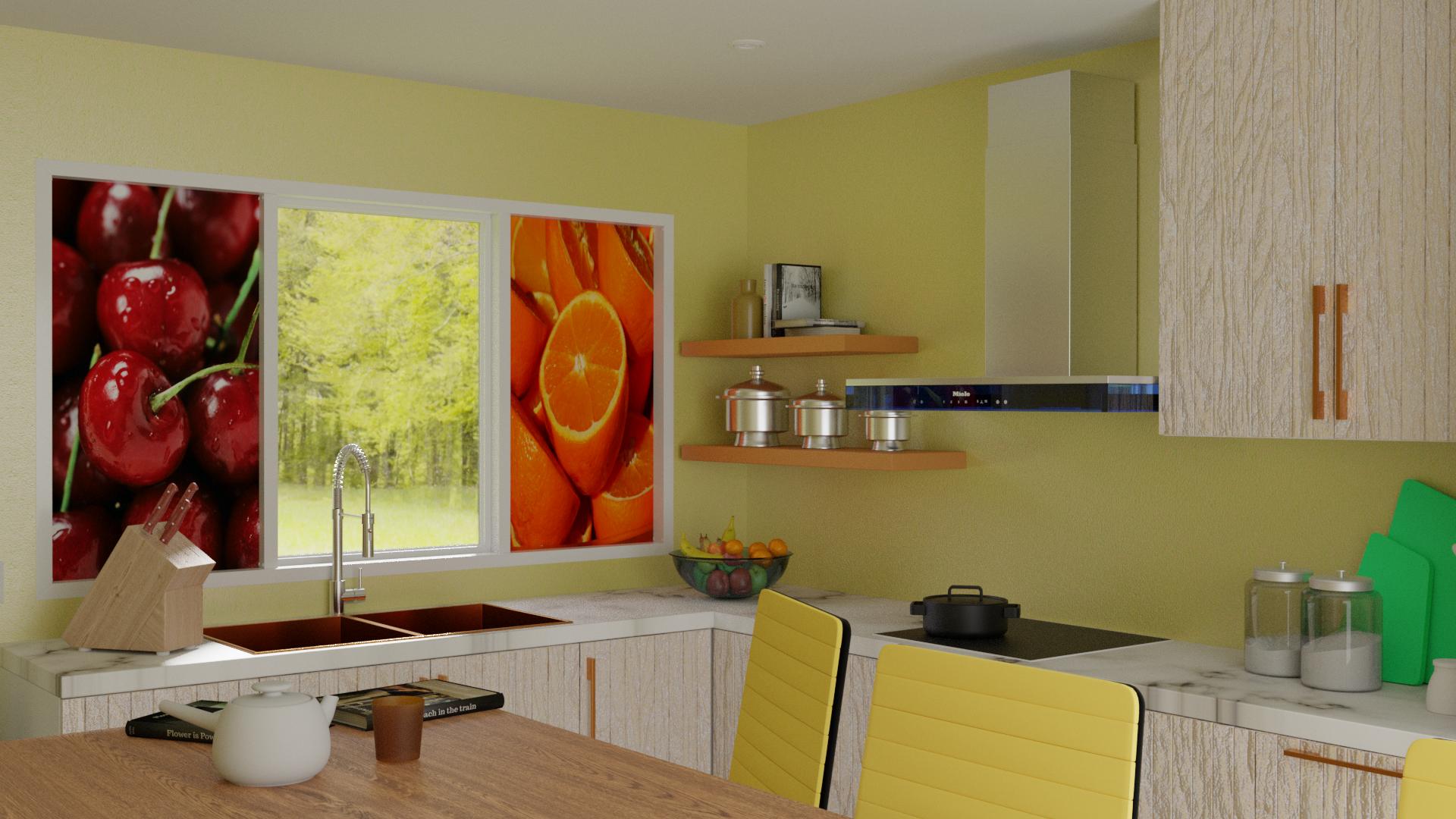 COLORFUL KITCHEN | Kitchens | Pinterest | Kitchen, Kitchen colors ...