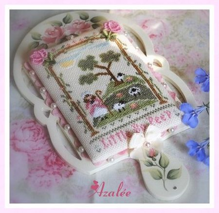 Fallen in love with LHN and CCN patterns: Little Bo Peep
