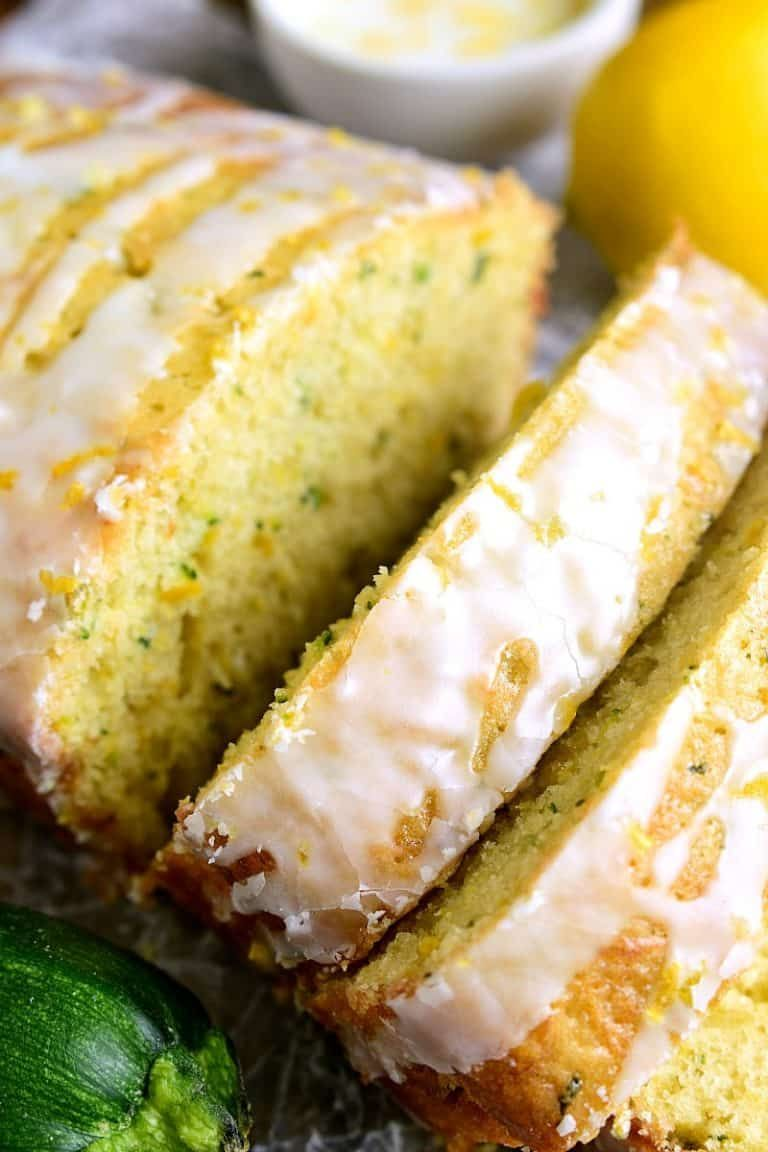 this lemon zucchini bread combines two favorites in one