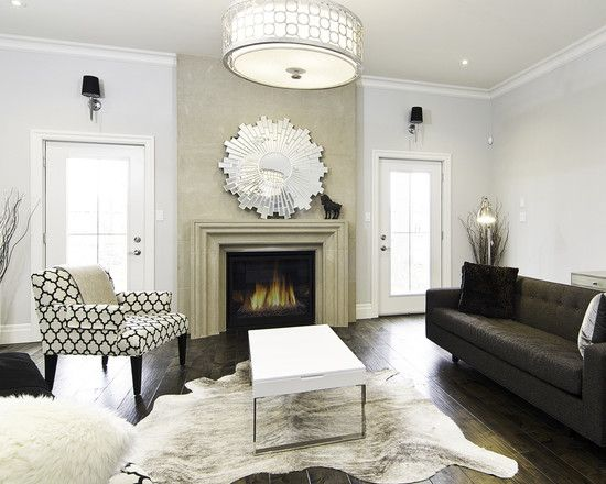 Cowhide rugs google search home decorating pinterest aspen