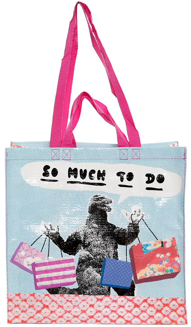 10f92dc87a8 So much to do shopper tote bag in 2019 | Style Me | Shopper tote ...