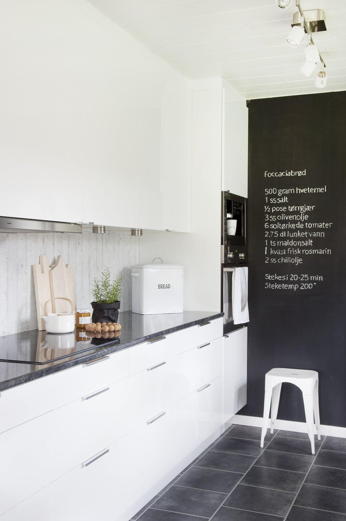kitchen   Kitchen Designs   Pinterest   Metal stool, White ...