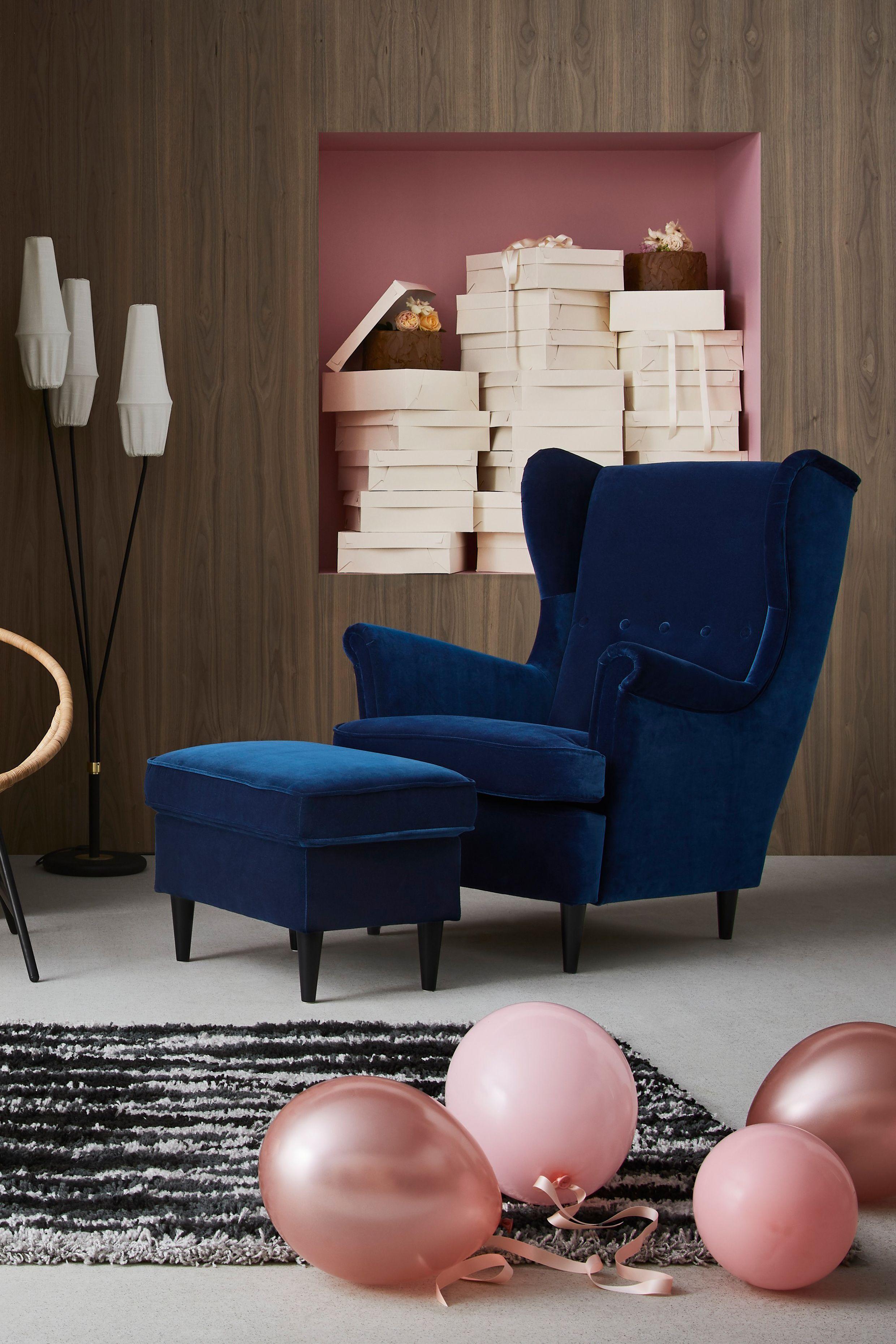 ikea deutschland eine zeitreise in die 50er und 60er. Black Bedroom Furniture Sets. Home Design Ideas