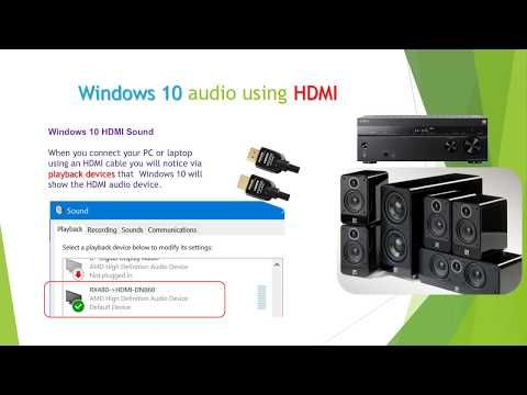 17789bfe27af6f10190e3f74d20c4289 - How To Get Hdmi Sound On Tv From Pc