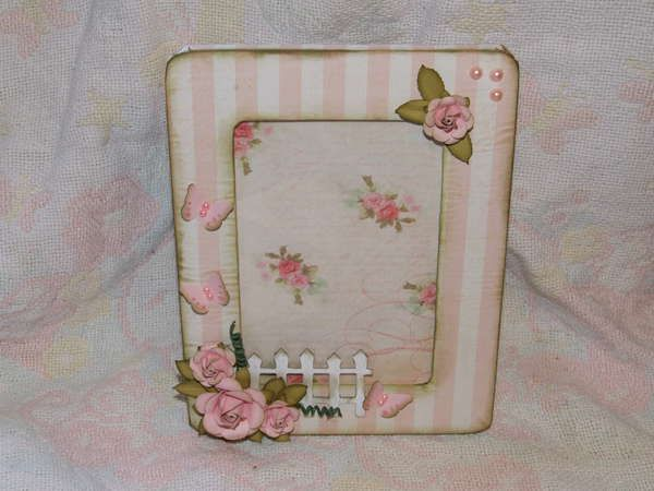 Baby girl frame | Crafty: Fabulous Frames | Pinterest | Craft frames ...