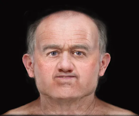 Medieval Man S Face Reconstructed From 600 Year Old Skull Scottish Man Male Face Face