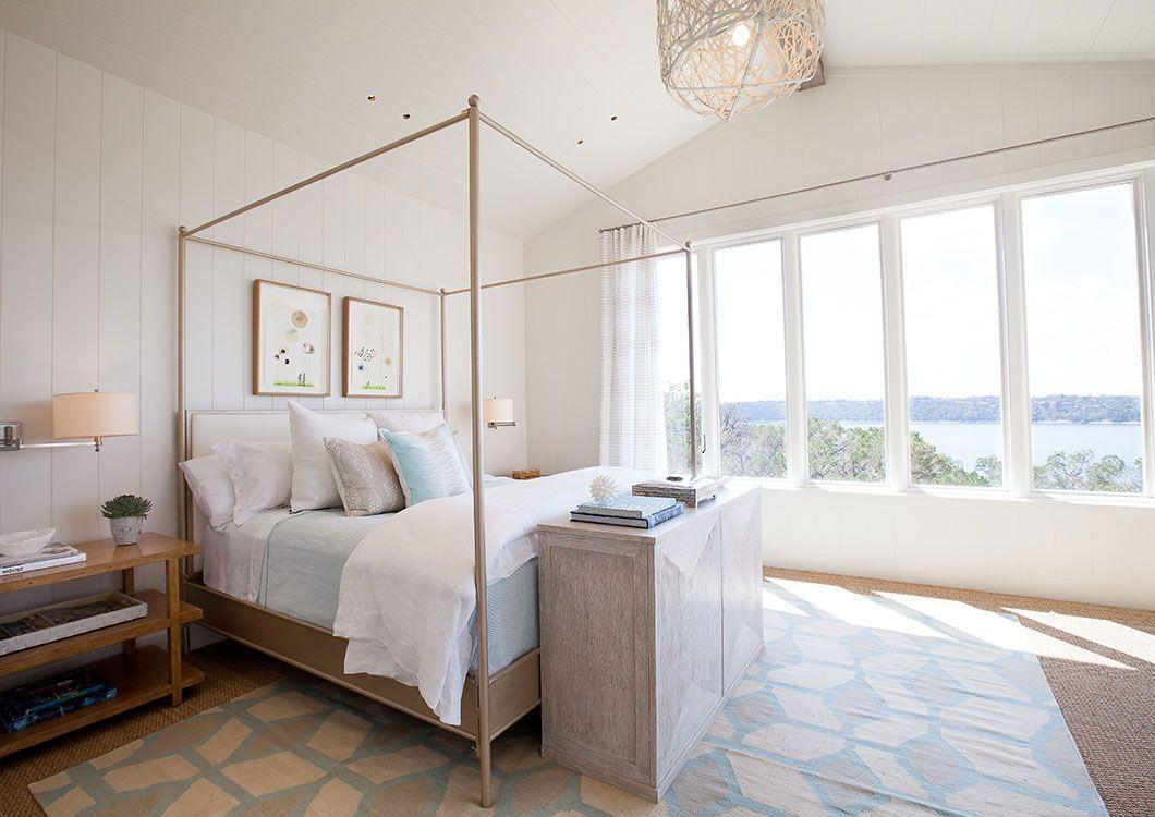 Inviting Interior Design: House by Possum Kingdom Lake, Texas