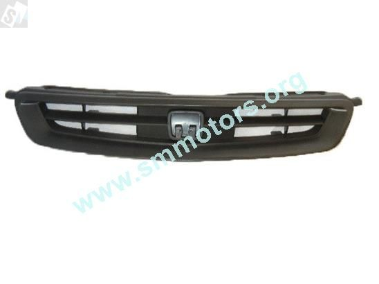 Honda Civic 1996 1998 Taiwan Made Front Grill Black Pk6 Shop Online From Www Smmotors Org Honda Civic Online Auto Parts Store Front Grill