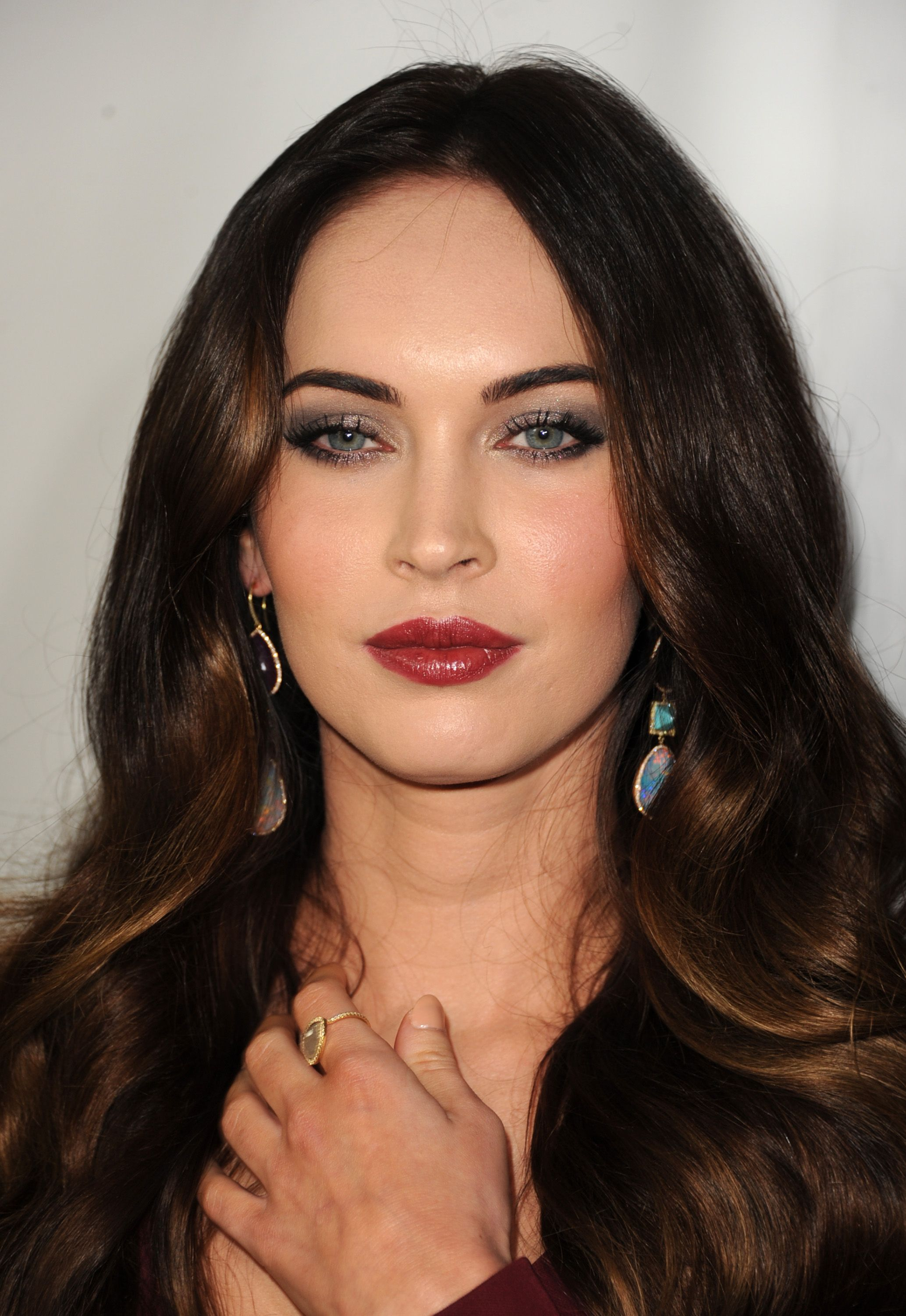 Megan Fox Makeup Inspiration Via Pinterest Com