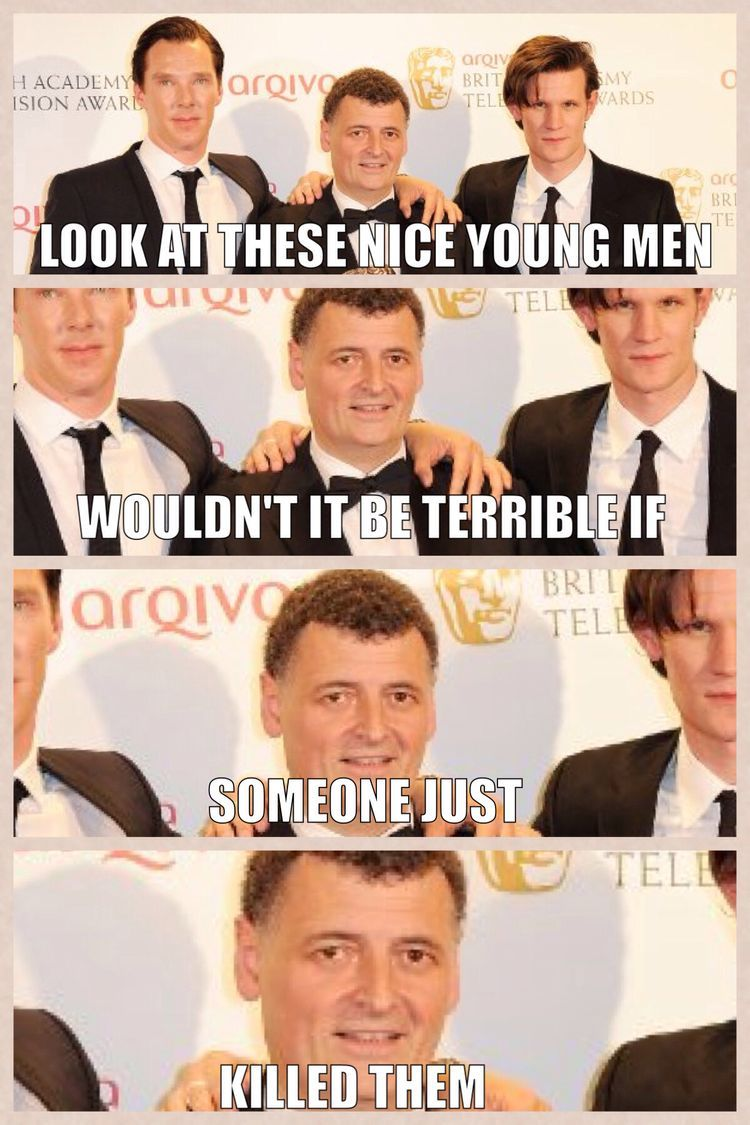 hahahaha :'( I give you permission to kill the one on the right, but kill the one to your left and I wiLL HUNT YOU DOWN MOFFAT