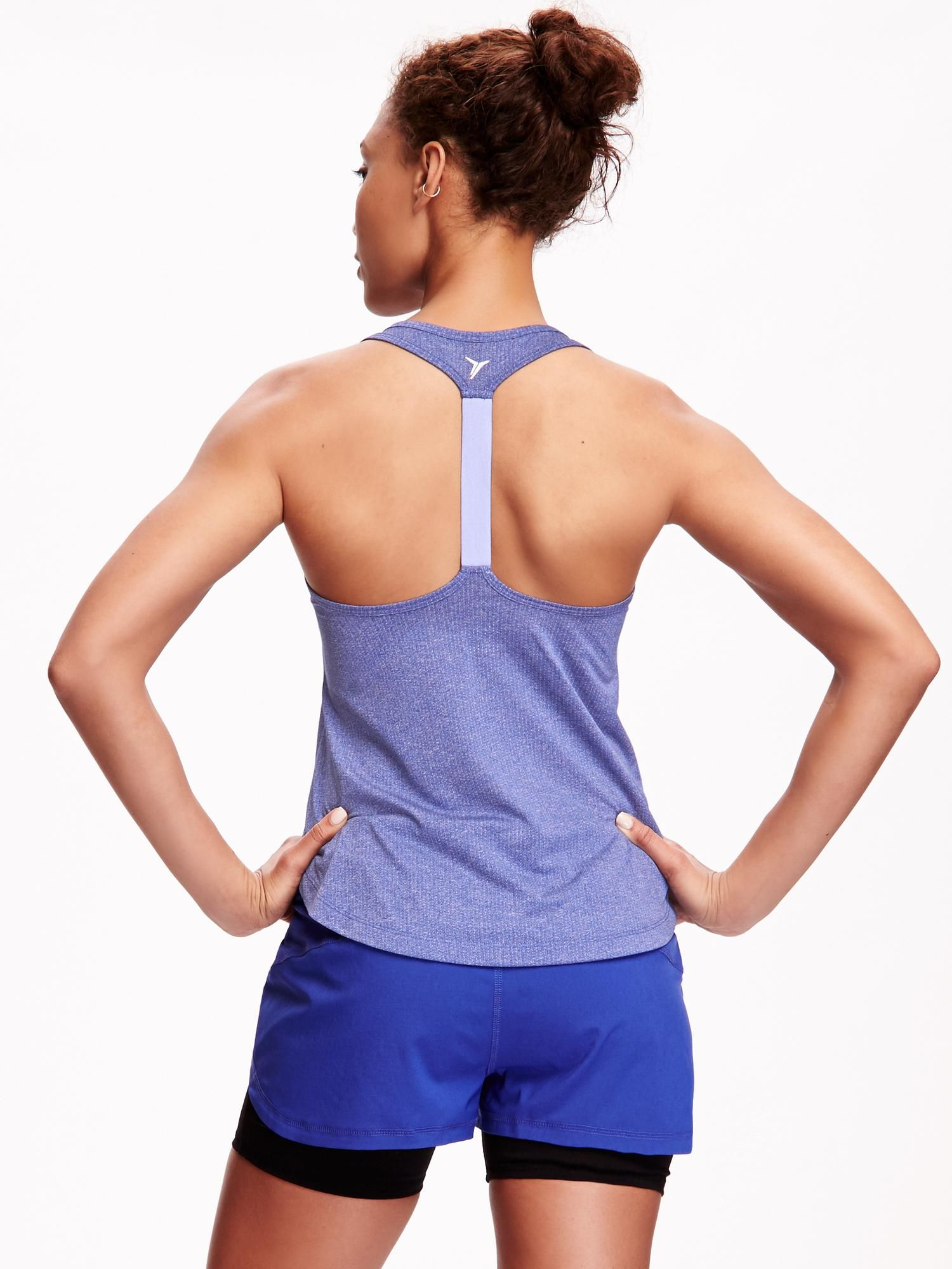 GoDry TStrap Tank for Women Old Navy Active wear for
