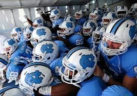 Carolina Tar Heels Football Football Helmets Carolina Football