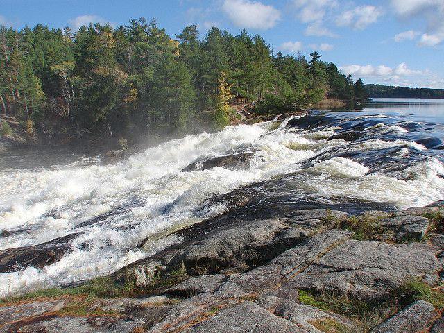 Curtain Falls MN Bwca By Jwartman59 Via Flickr