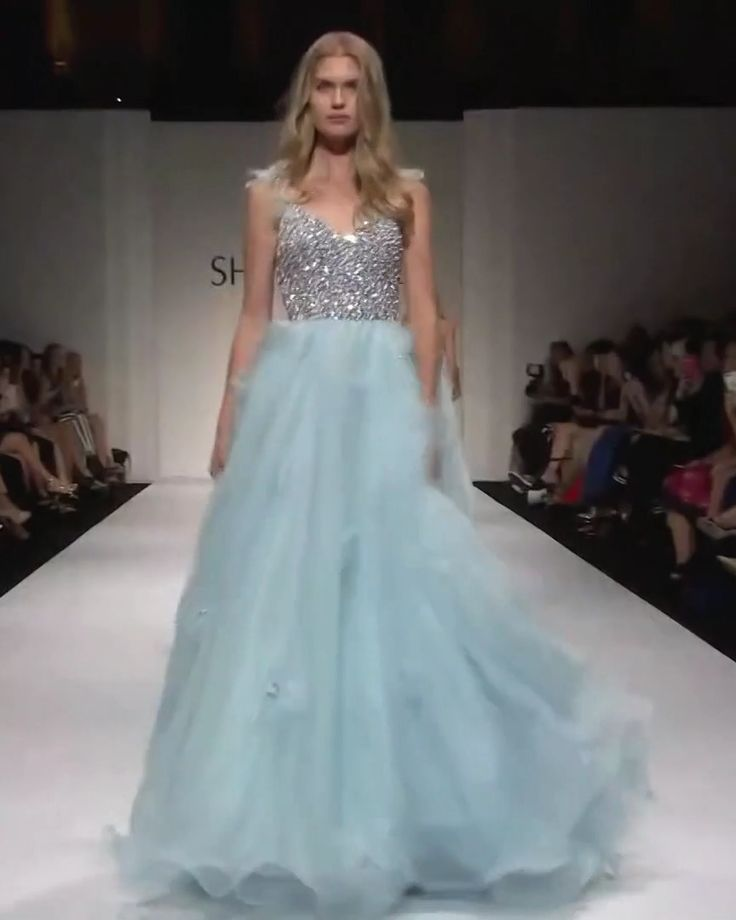 Sherri Hill Look 45 Spring Summer 2018 Collection Sherri Hill Look 45 Spring Summer 2018 Collection