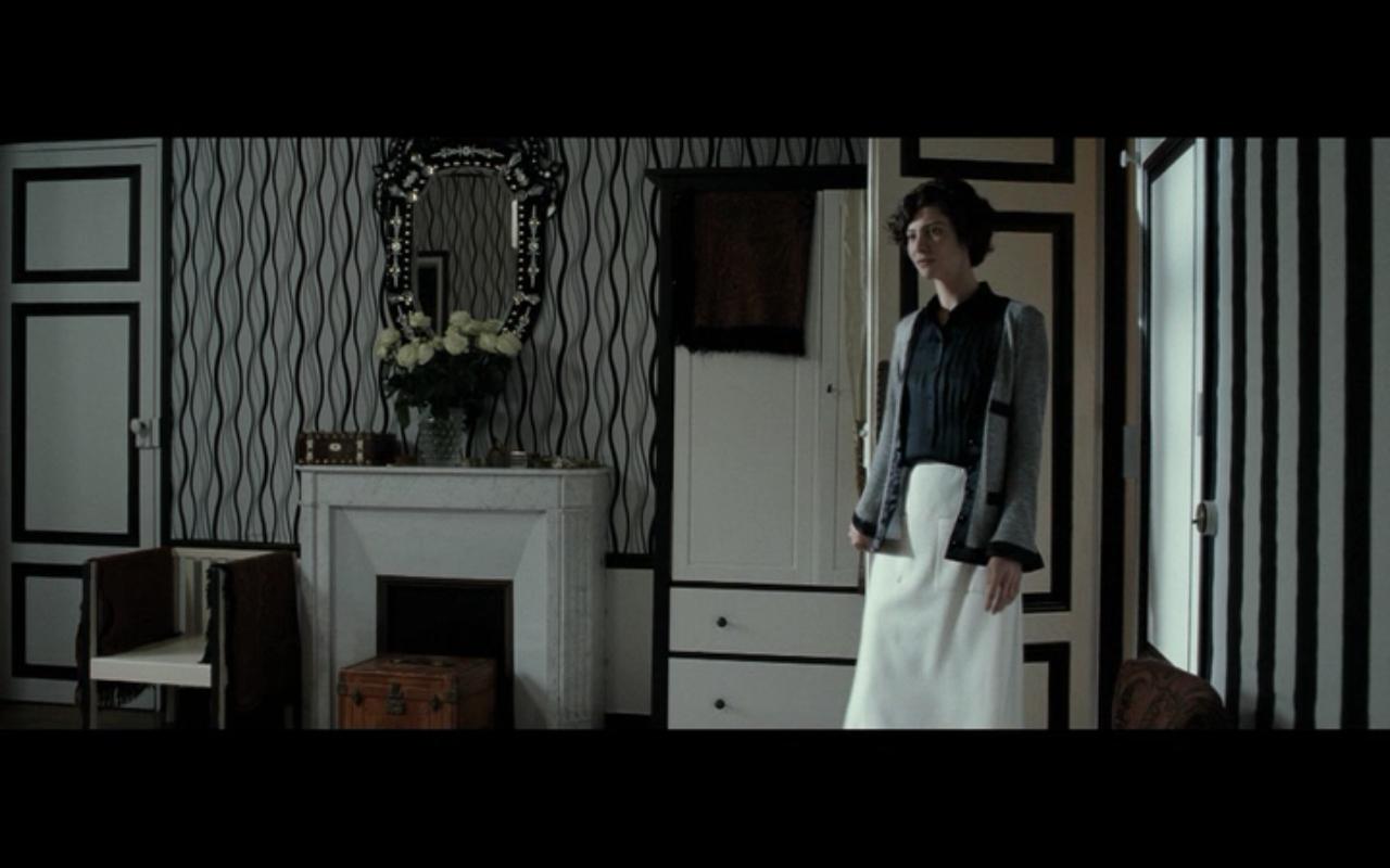 ieov: film love: coco chanel igor stravinsky | coco interior