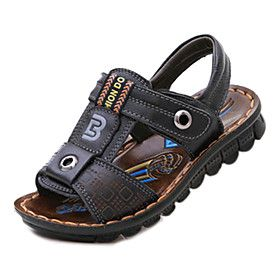 Toddler Sandals Summer Shoes Kids Cute Cartoon Beach Sandals Slippers Flip Shoes Slide Sandal Memela