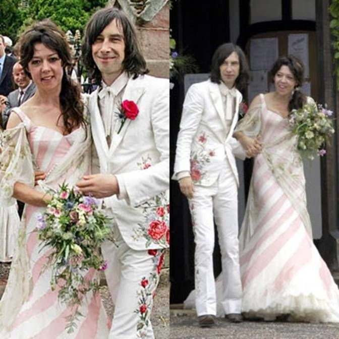 Hideous Wedding Gowns: Pin On The Most Outrageous, Inappropriate, Ugliest Wedding