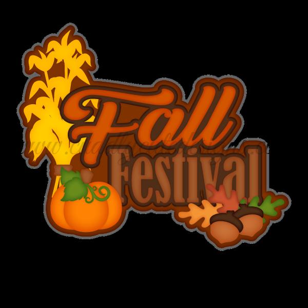 Fall Festival Title Fall Festival Clip Art Fall