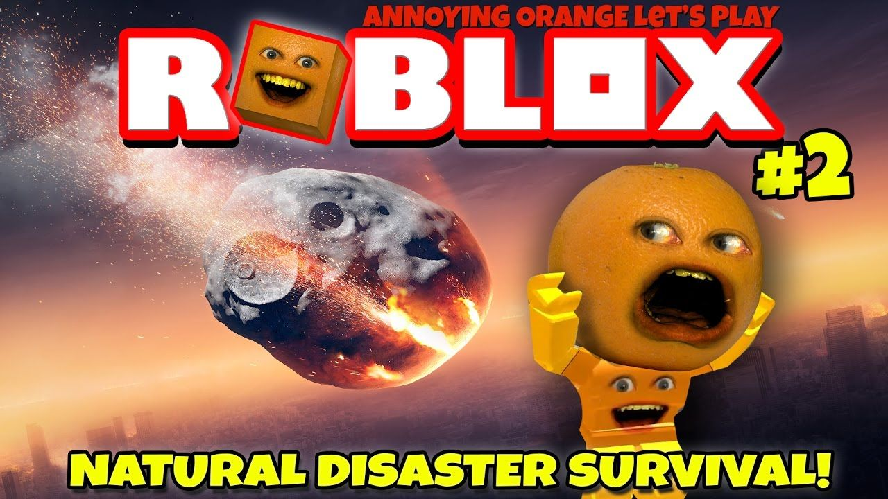Roblox Save Lightning Mcqueen 2 Cars 3 Obby Annoying Annoying Orange Plays Roblox Natural Disaster Survival 2 Annoying Orange Roblox Play Roblox