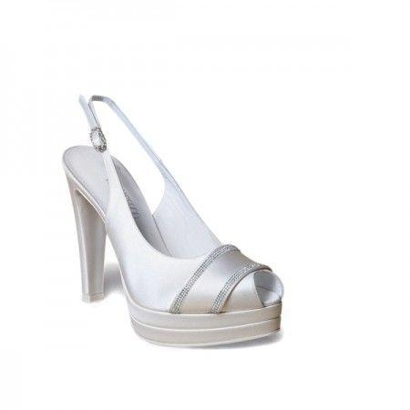 seleziona per il più recente bellissimo stile elegante Scarpe da sposa tiffi | scarpe cipria | Shoes, Heels e Fashion