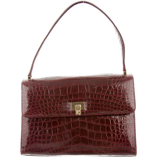 Lambertson Truex Pre-owned - Leather handbag 3lTZr
