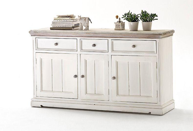 Tolle weißes sideboard landhausstil Deutsche Deko Pinterest - schlafzimmerschrank landhausstil weiß