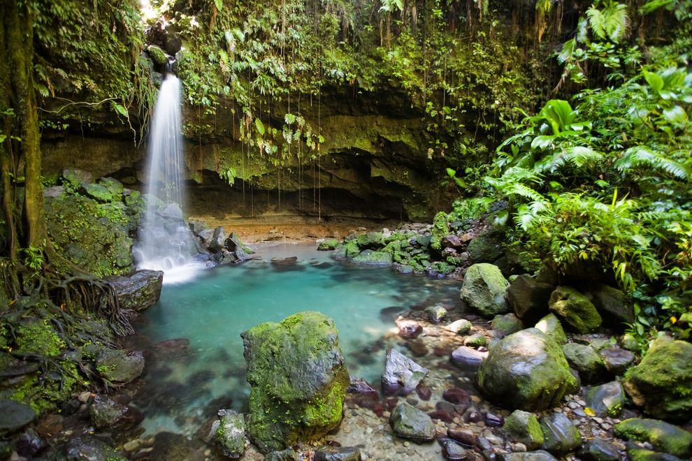 Dominica Httpwwwbestcomawardstravelbestromantic - 10 best caribbean island vacation destinations
