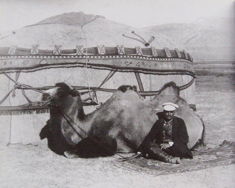 Sven Hedin, Xinjiang