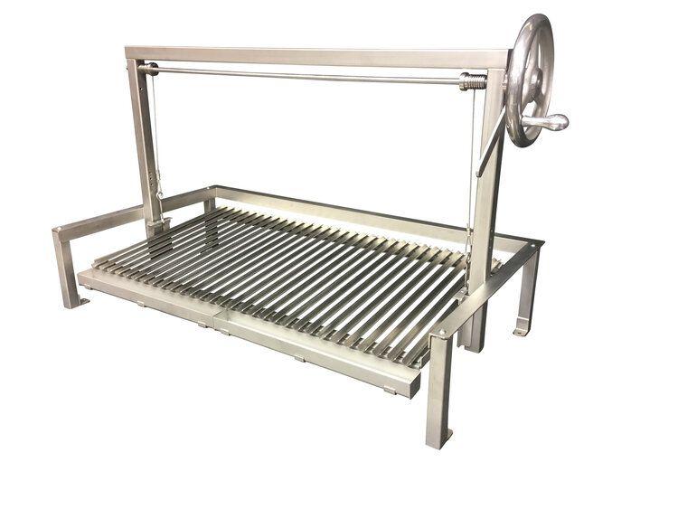 Clasico Grill Insert In 2020 Outdoor Bbq Kitchen Grilling Bbq Kitchen